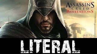 Литерал - Assassin's Creed: Revelations