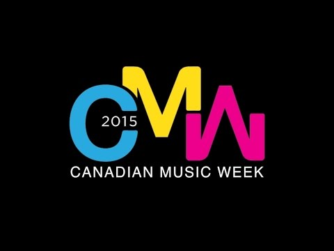 Canadian Music Week 2015