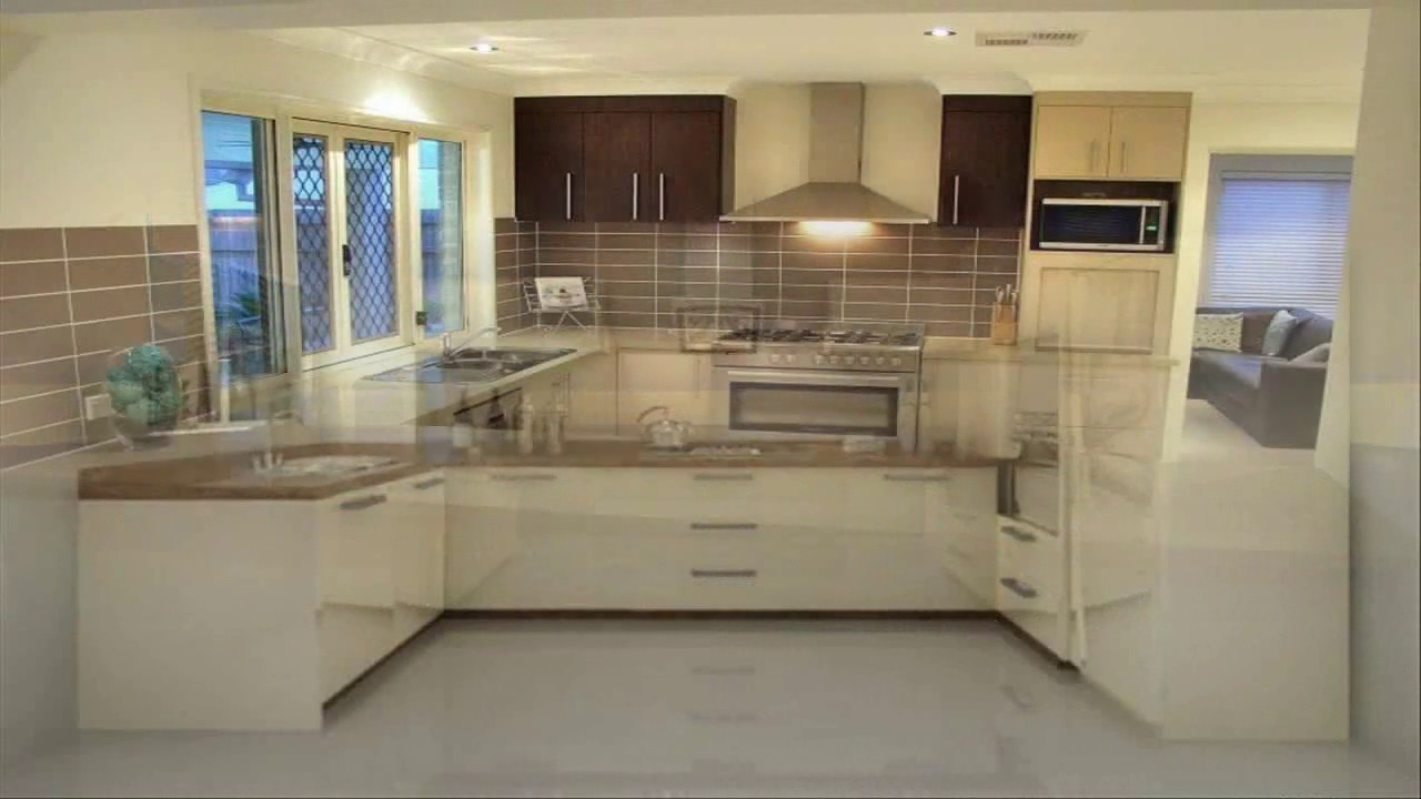 c shaped kitchen designs - youtube