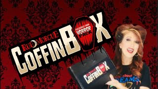 Coffin Box Unboxing #2 From Horror Pack And Rue Morgue Magazine