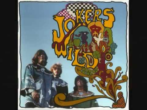 JOKERS WILD-Because I'm Free