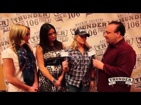 Thunder 106 Presents: ACM Week Live w/ Pistol Annies