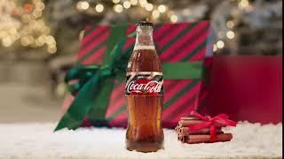 Nowy, zimowy cynamonowy smak Coca-Cola!