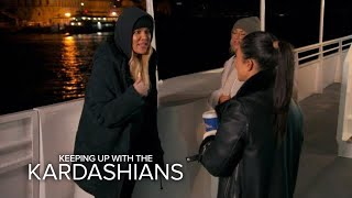 KUWTK | Khloé Calls Out Kourtney: