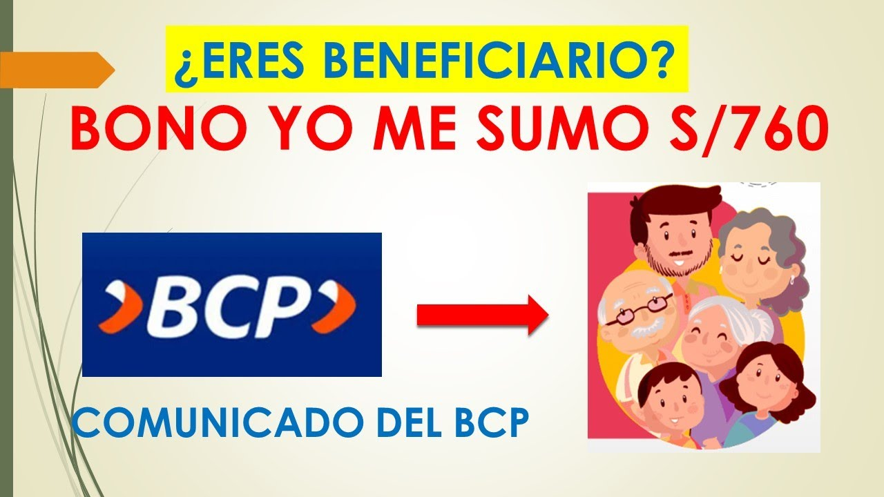 BONO BCP S/760 - BONO YO ME SUMO - YouTube