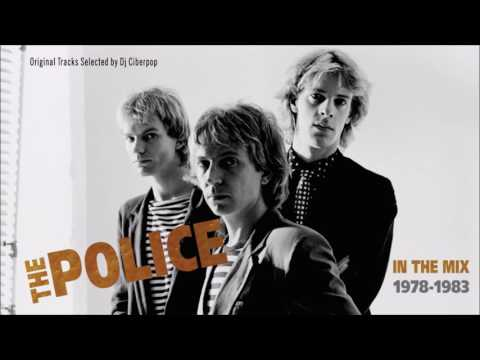 THE POLICE 1978-1983 Mix - Dj Ciberpop Tribute