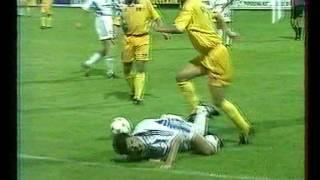 ЛЧ 98-99 /1-й кв.раунд /Динамо(Киев) - Барри Таун (Уэльс) 2 тайм
