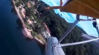 Idro volo lago di Ghirla