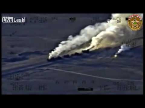 [Exclusive] Official Footage of US Army Air Strike on Qatar, 6/6/17