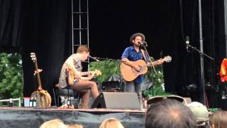 Gregory Alan Isakov: New Song (8/29/15, Dundas, Ontario, Canada)