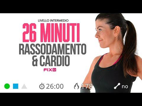 Esercizi Da Fare a Casa: Allenamento Completo Con Cardio