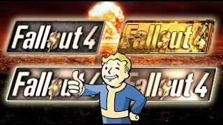 Fallout 4 Все вещи дополнения Automatron, All items Automatron English subtitles