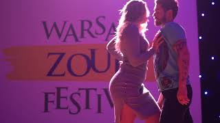 WZF2018 Artists J&J with Layssa & Anderson ~ videos by Zouk Soul