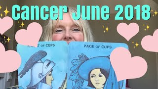 Cancer June 2018 ~ Yes! They Will Return !