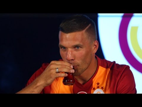 Lukas Podolski: Galatasaray'ın başarısı için bütün gücümle çalışacağım