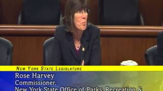 Joint Legislative Budget Hearing on Environmental Conservation - 01/28/15