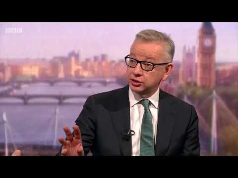 Michael Gove: Boris Johnson prepared to ignore law to deliver Brexit