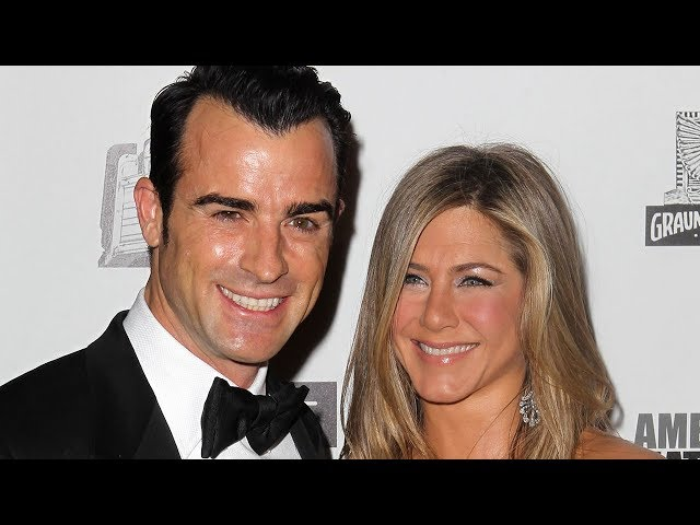 Jennifer Aniston & Justin Theroux SPLIT & Here\'s What Caused It