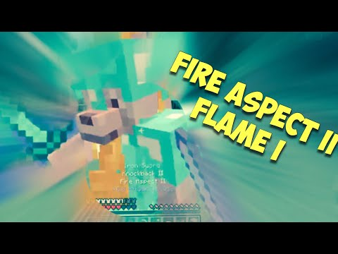 'FIRE ASPECT II. FLAME I' Minecraft Xbox One UHC Kit's HIGHLIGHTS - Episode 1