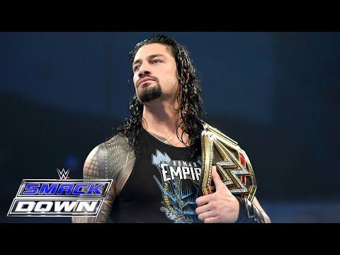 The Miz und Maryse unterbrechen Roman Reigns: SmackDown, 28. April 2016