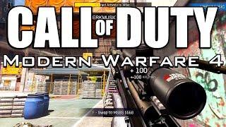 Modern Warfare 4 = Call of Duty 2019?