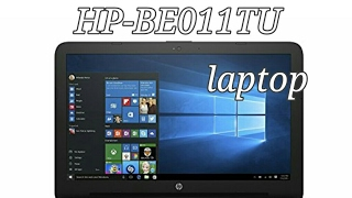 HP-BE011tu laptop review
