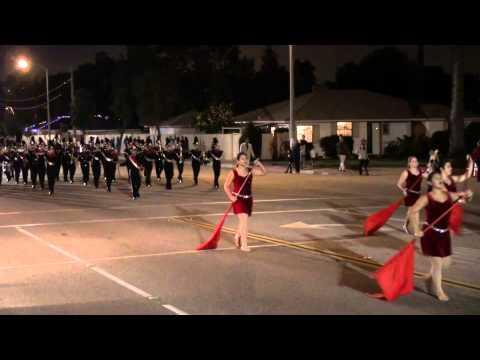 El Roble Intermediate School - 2012 Covina Christmas Parade