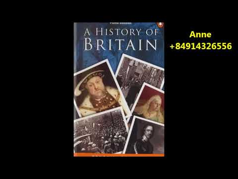 Penguin Readers #42:  A History of Britain
