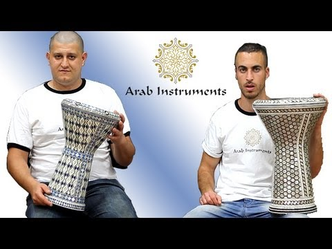 Online Darbuka Shop - Bari & Gilad - Solo Darbuka