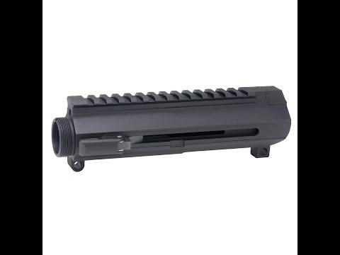 American Spirit Arms - SideCharger AR 15 Upper Receiver | Brownells Product Spotlight on Gun Guy Rad