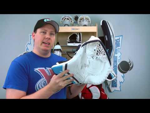 CCM & Reebok Goalie Gloves: 580 Vs 590 Vs 600 Break Comparisons