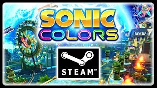Did SEGA Just Leak An Upcoming Sonic Colors Steam Port? #Speculation #NOTConfirmedInfo #PCPort
