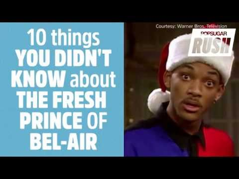 10 Fresh Prince of Bel Air Unknown Facts