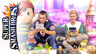 THE FOLD - Super Smash Bros. 3DS | Living Room / Magicant