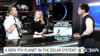 Info on NEW 9th PLANET IN THE SOLAR SYSTEM