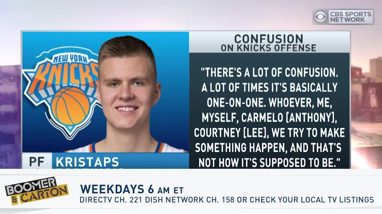 Knicks' Season Can't End Fast Enough