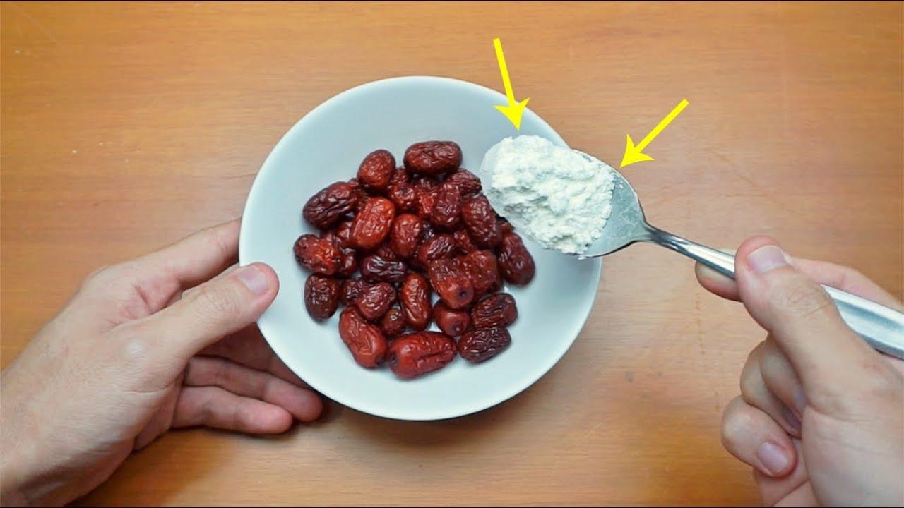 紅棗你敢直接吃嗎?清洗紅棗加入這兩種東西,髒東西自己跑出來!吃紅棗不要再吃錯了!