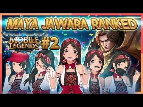 Pengalaman Pake Tigreal di Ranked Mode Elite Dan... | Mobile Legends Indonesia (Vtuber/Episode 74)