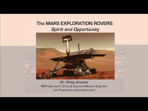 The Mars Exploration Rovers