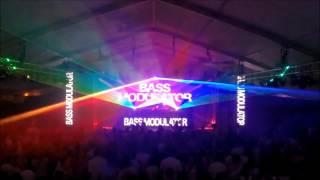 Lasershow @ HOT SIBERIA PART XVII, La Brévine (CH/NE), 07.08.15