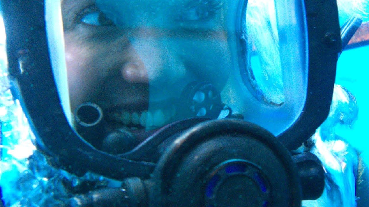 Смотреть трейлер фильма синяя бездна 2018