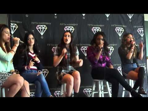 Fifth Harmony Soundcheck Grand Prairie Texas 2/17/2014