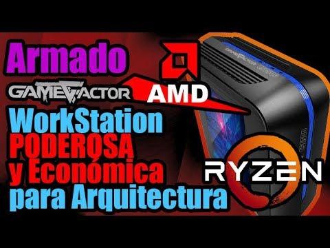 La mejor PC para arquitectura e ingeniería de bajo costo CAD, Edicion de Video 4k  - Droga Digital
