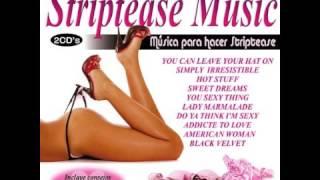 The best striptease music - Full album