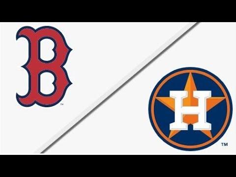 Boston Red Sox vs Houston Astros   ALDS Game 1 Full Game Highlights