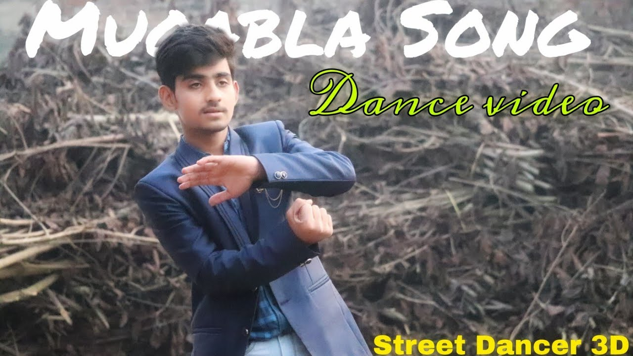 Muqabla Dance Video - Street Dancer 3D | Prabhudeva, Varun Dhawan | Sourav Singh