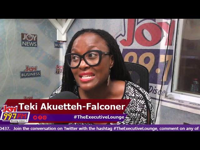 #ExecutiveLounge - JoyFM (13-11-18)
