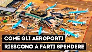20 Trucchi aeroportuali per farti spendere di più