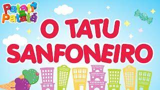 Neste musical infantil, Patati Patatá cantam e dançam, junto com as...