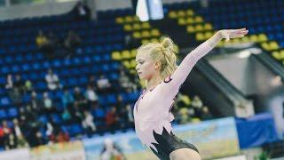 Stella Zaharova Cup 2016 Slow Motion. Кубок Стеллы Захаровой по спортивной гимнастике.